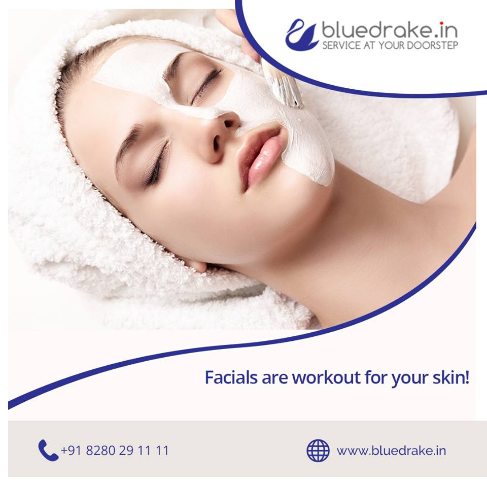 Luxury facial